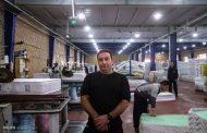 ماجرای کارآفرین و کارخانه دار موفق ایرانی که یک کارتن خواب بود!