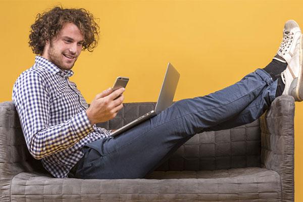 درآمدزايي در خانه از اينترنت